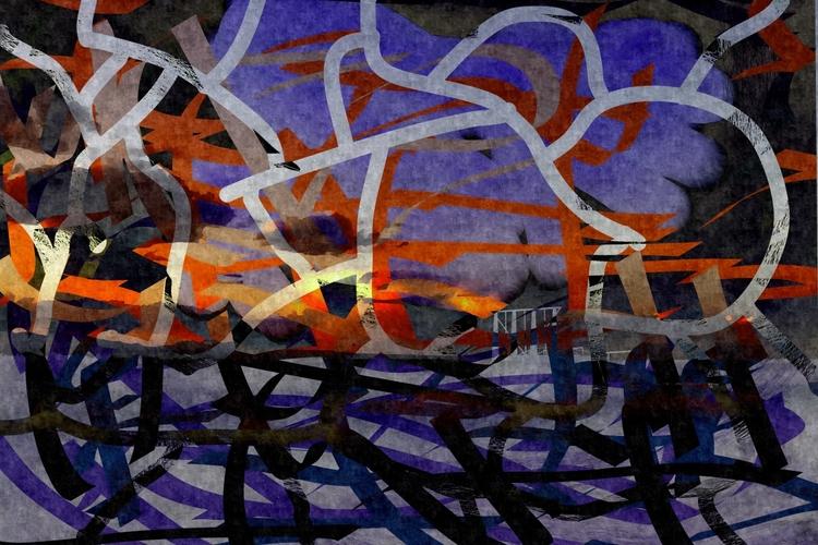 Sunset Altered - jmbowers | ello