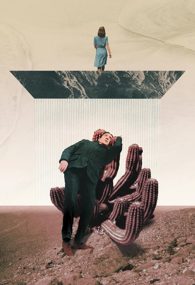 Discomfort Zone (2017 - collage - julienp | ello