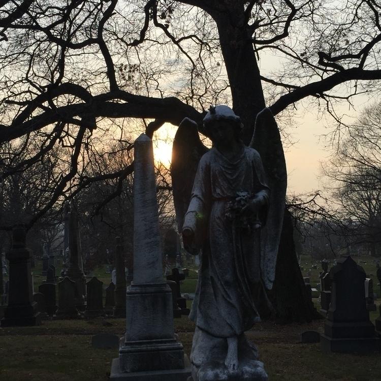 Brooklyn cemetery - nyc, brooklyn - stephaniedelarua | ello
