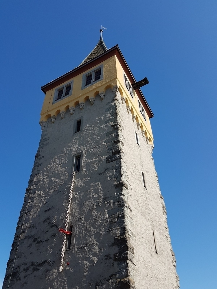 12th Century Mangturm - Lindau, Tower - rowiro | ello