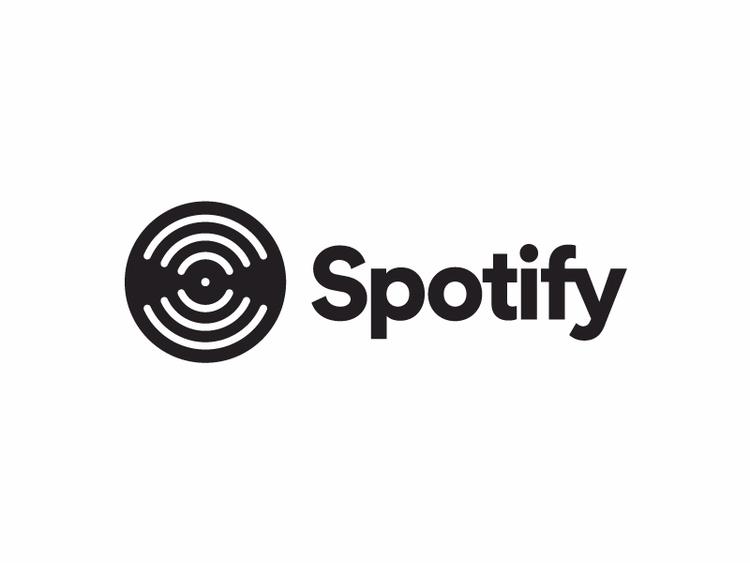 Logos Series - Spotify - circular - vnthony | ello
