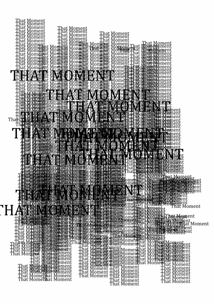 (Concrete Poetry 2016) Moment p - drewrobinson   ello