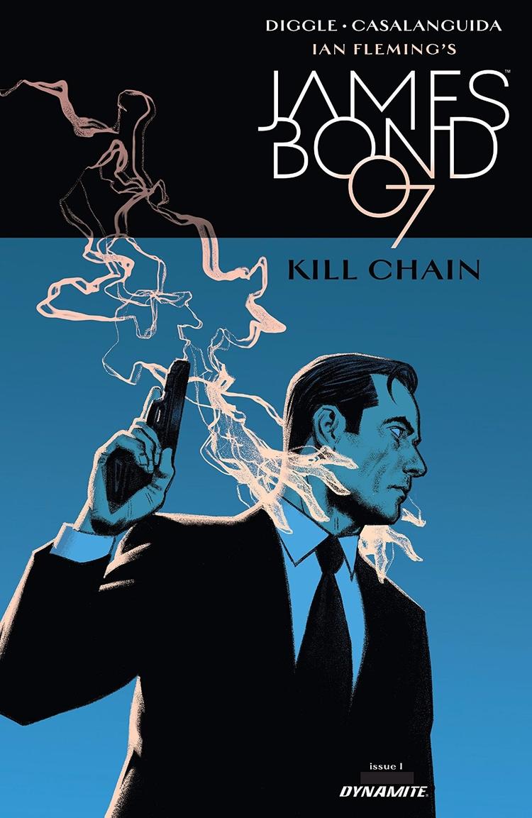 James Bond 007 Kill Chain Dynam - oosteven   ello