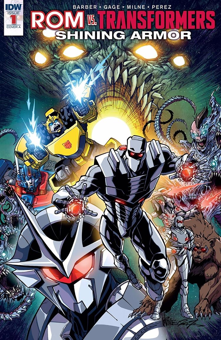 Rom Transformers IDW Publishing - oosteven   ello