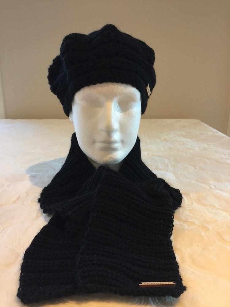 custom order, beret matching sc - siennaknits | ello