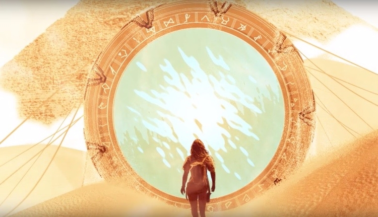 Step adventure Stargate Origins - bonniegrrl | ello