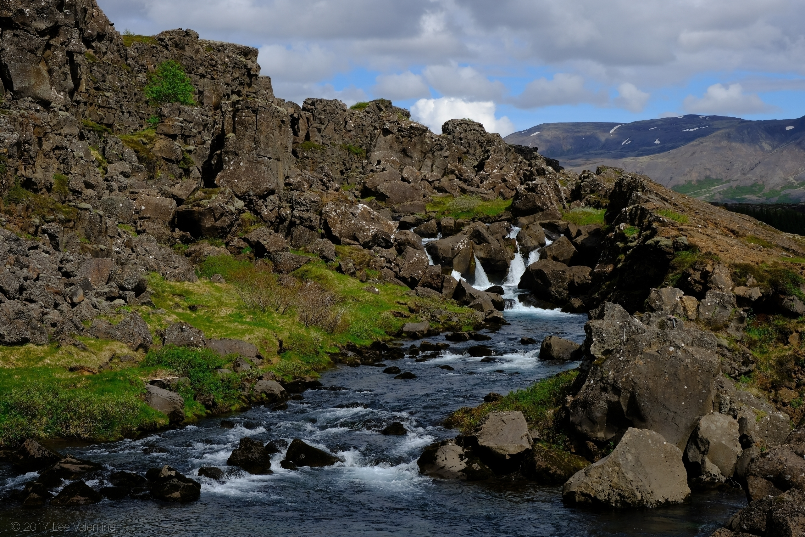 Þingvellir National Park, Icela - everythingends | ello