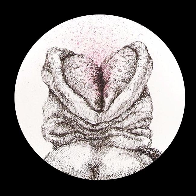 creation series . ink cardboard - sheyda_1991 | ello