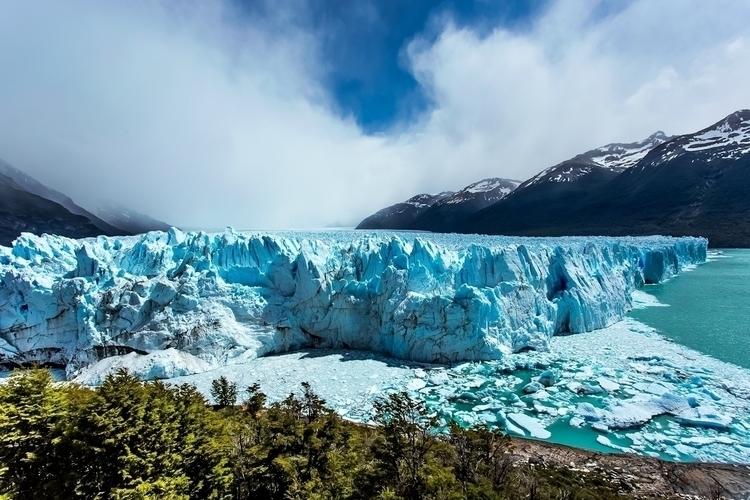 **Perito Moreno Glacier, Argent - papa_delta | ello
