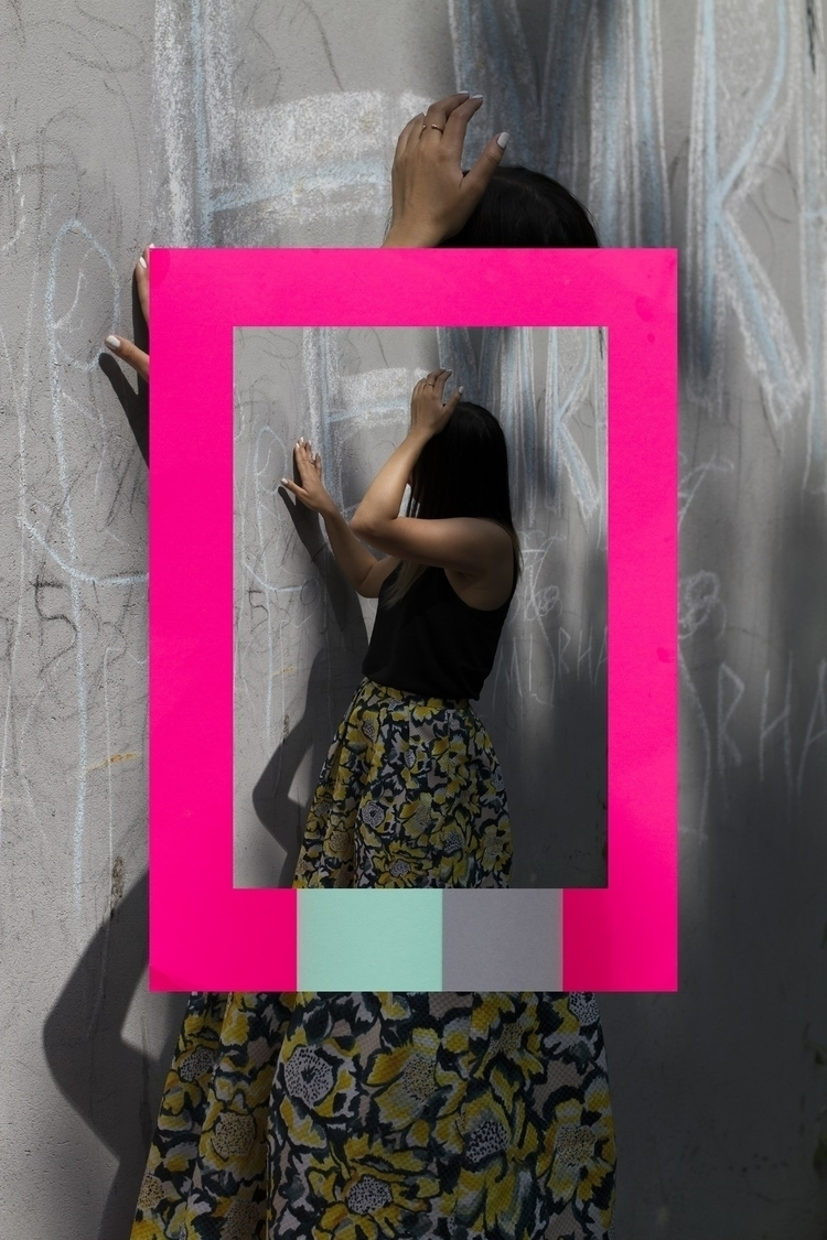 photography, collage, color, graphic - jasminpelz | ello