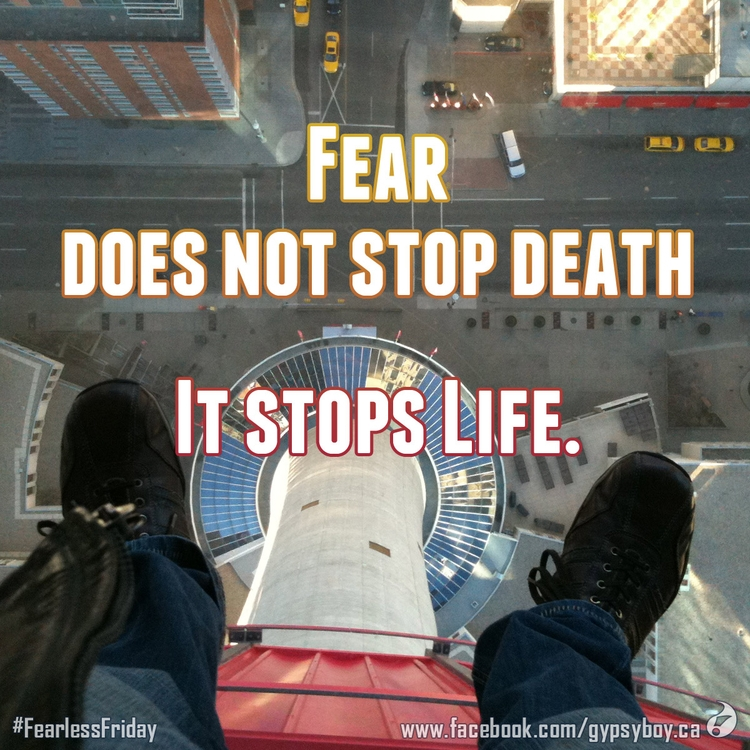 FearlessFriday!, quote, motivation - talonracer | ello