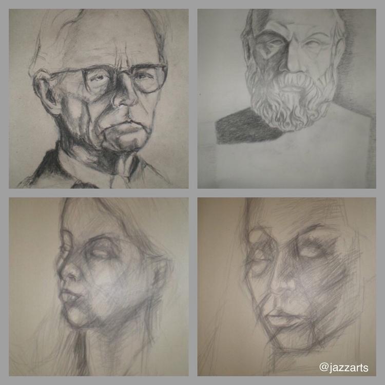 Drawing - jazzarts, art, drawing - jazzarts | ello