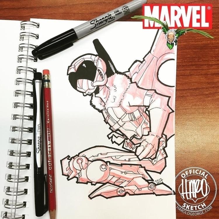 posted Instagram: Sketch 626 Lu - haroartist | ello