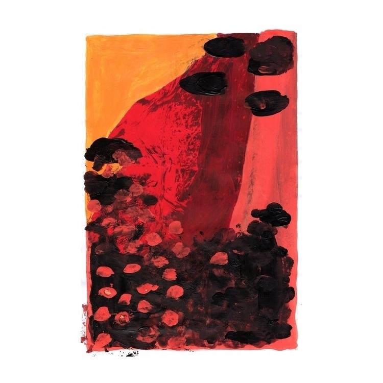 Painting Intervention Photograp - anapaulabarros | ello
