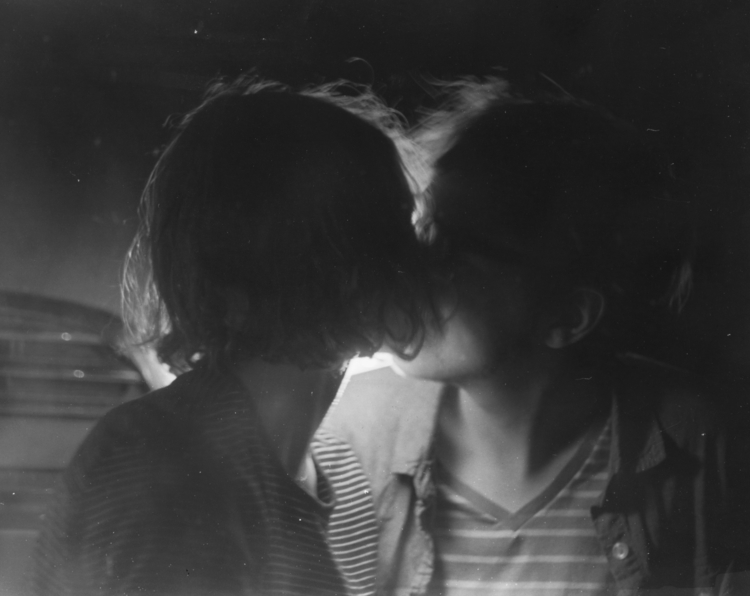 Love, 2014 - selfportrait, 35mm - madelinekl | ello