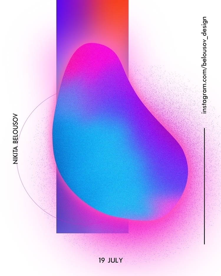 art, design, poster, postereveryday - belousov_nikita | ello
