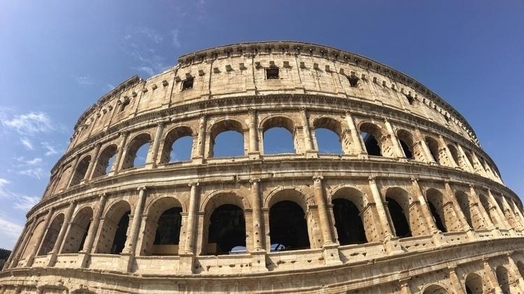 Sightseeing stopover! Rome, Ita - rowiro | ello