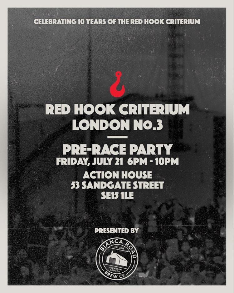 Video: Red Hook Criterium Brook - probike   ello
