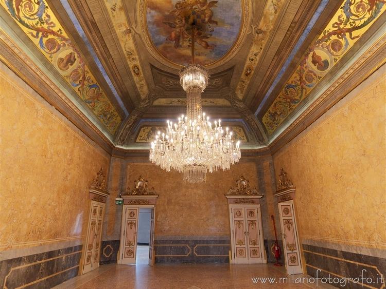 Milan (Italy): Beauharnais Hall - milanofotografo | ello
