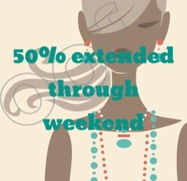 50% sale handmade jewelry Etsy - keeleykreation | ello
