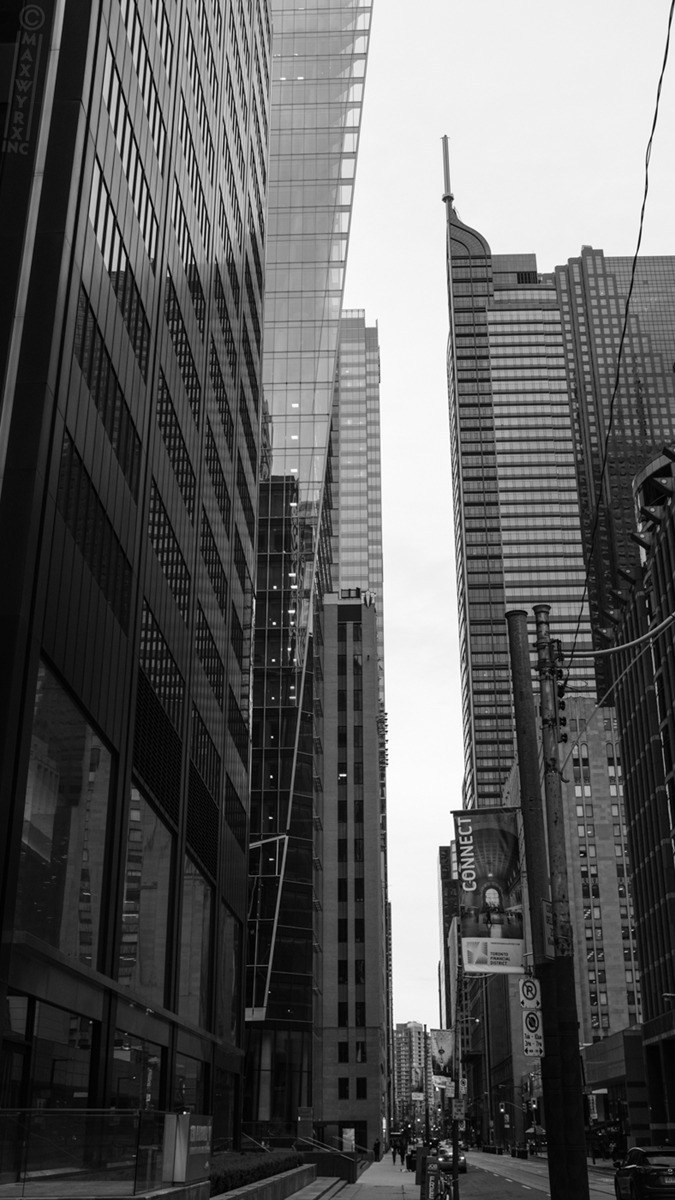 Financial district - lenser | ello