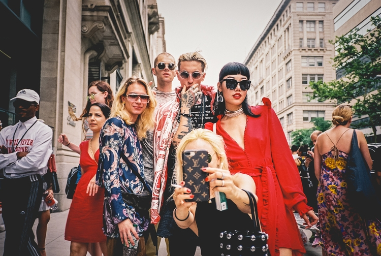 York Fashion Week - 35mm, film, photography - danbassini | ello