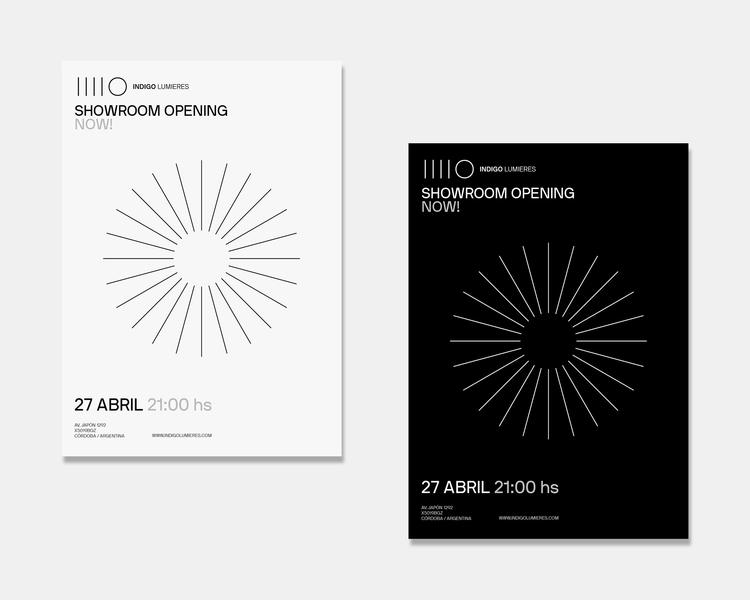 INDIGO LUMIERES — 2017 - design - horaciolorente | ello