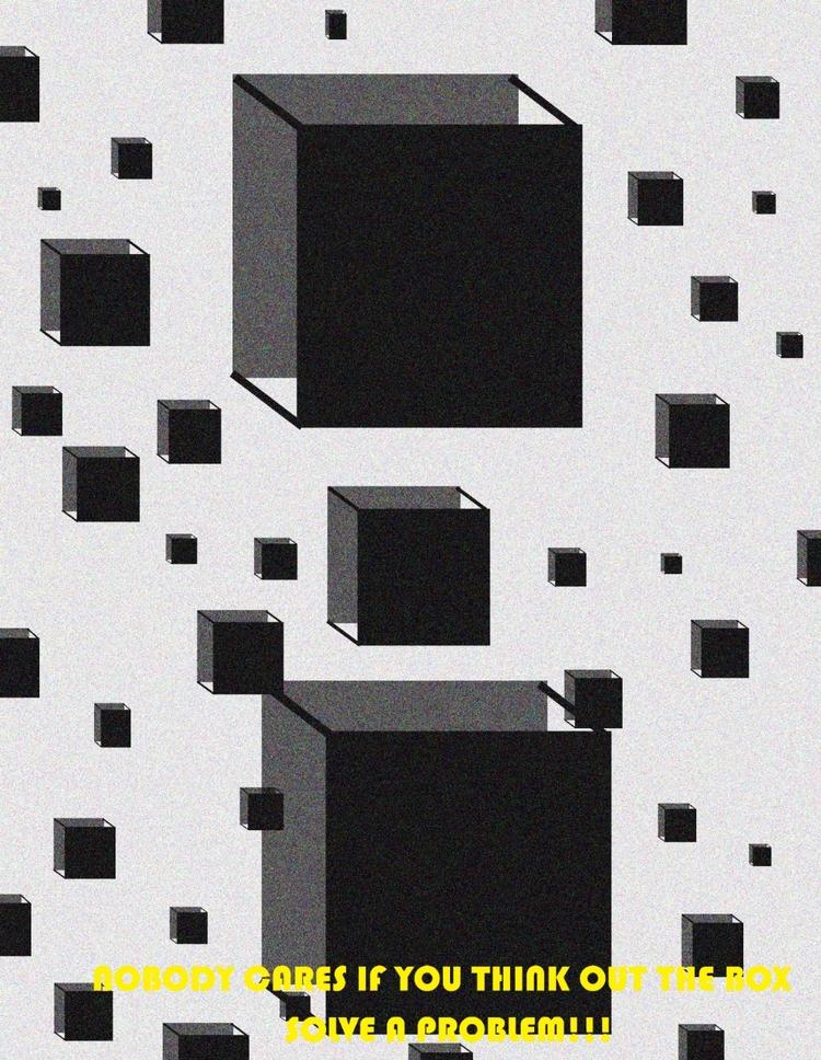 BOXES - design, illustration - emmanuelachusim | ello