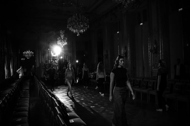 (Fashion) - pleased part shows  - fashionsnap | ello