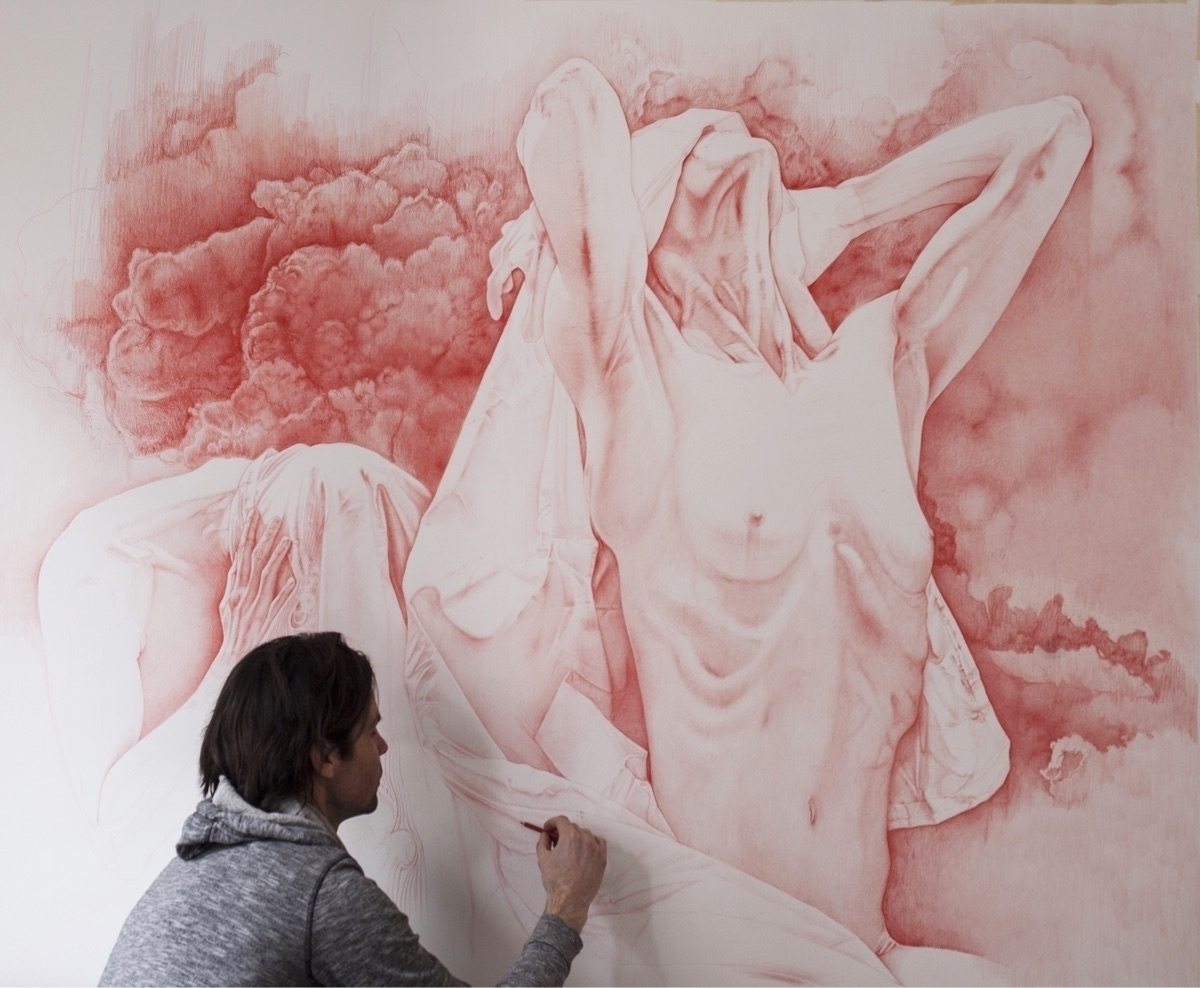 Drawing progress - daannoppen | ello