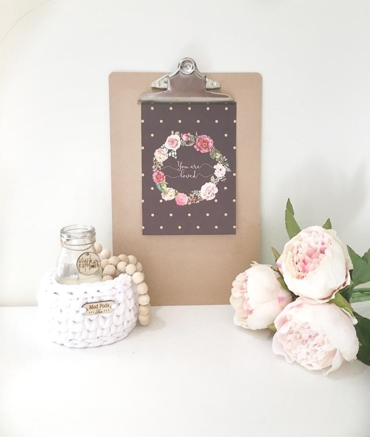 loved - flowers, decor, crochetbasket - mummaof3styling   ello