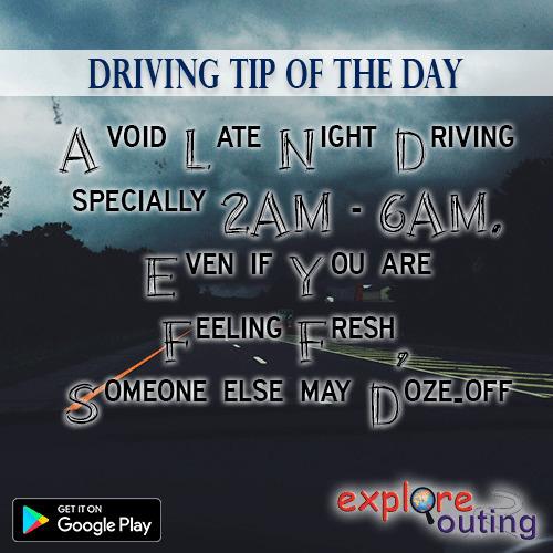 Avoid specially 2AM - 6AM. Feel - smsr0100451 | ello