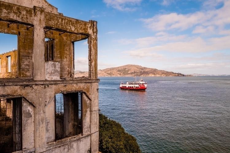Sailing Ruins tour boat sails r - mattgharvey | ello