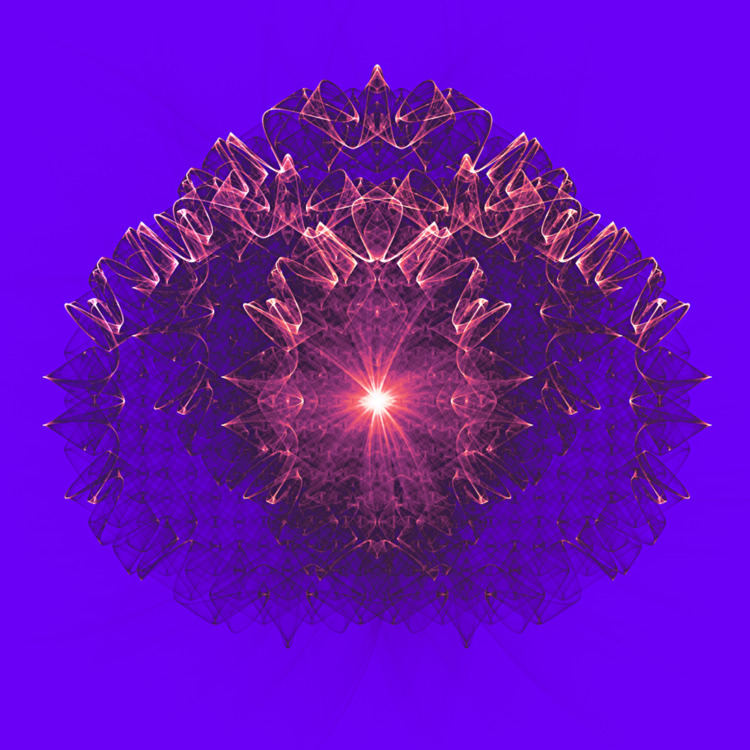 true - 170724 daily doodles - fractal - alexmclaren | ello