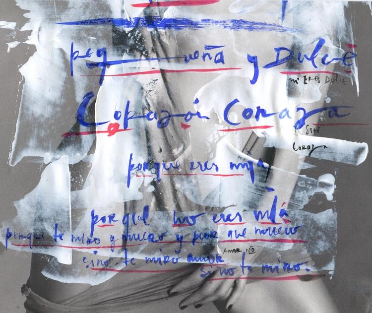 Corazón Coraza Barreto Fragment - fanciuletto | ello