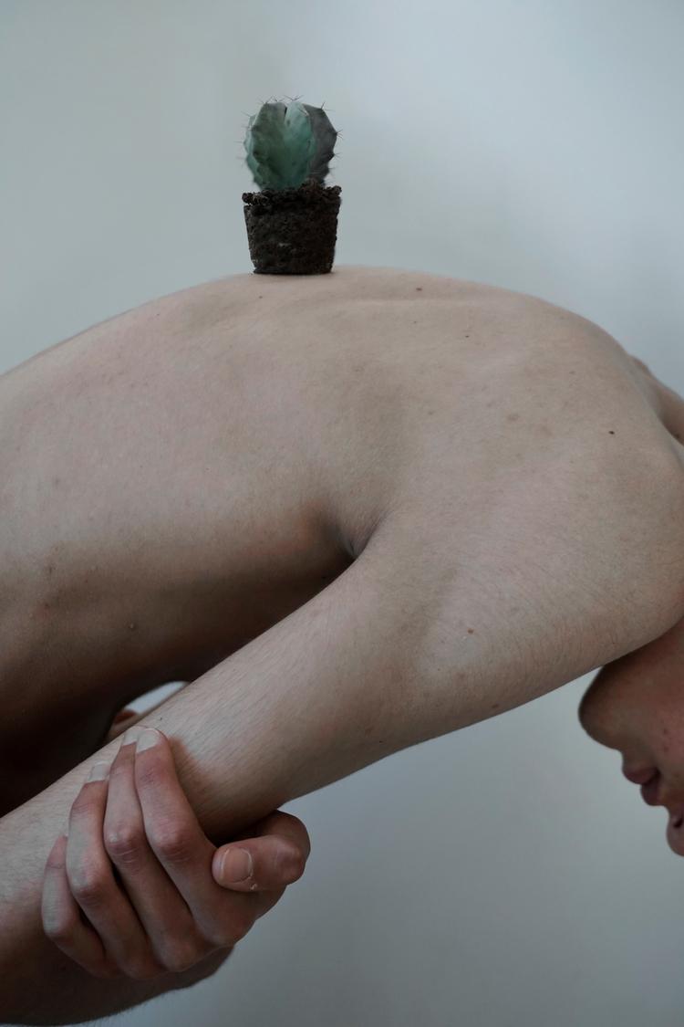 boy, body, male, skin, cactus - chiaralombardi | ello