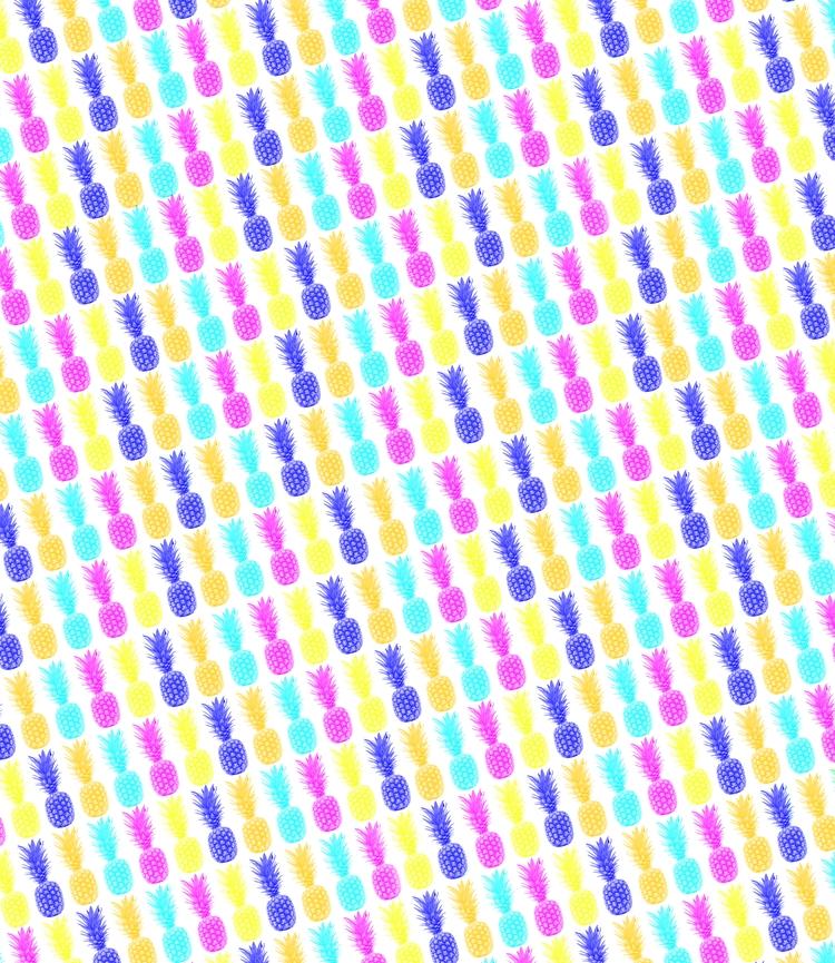 created design 2 pineapple art  - pineapples_io | ello