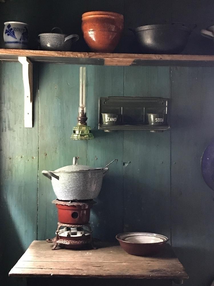Zuiderzee museum. iPhone - Photography - frv   ello