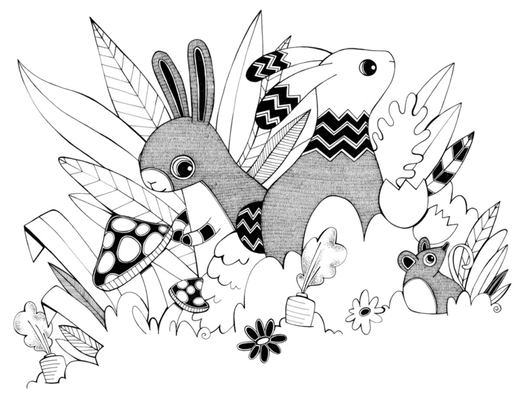 🥕:rabbit::mushroom - rabbitfun, productline - eferboel | ello