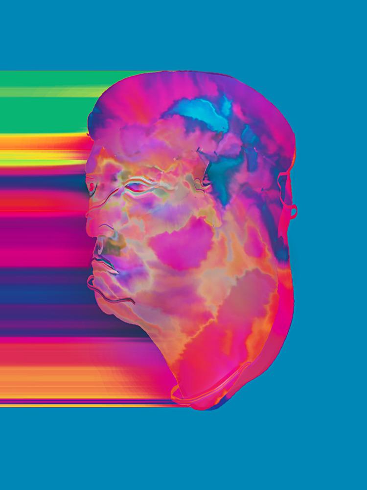 Portrait, DigitalArt, Photoshop - fj-gc | ello