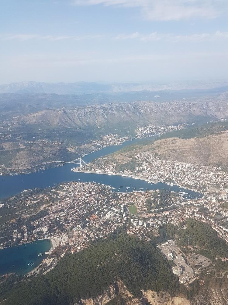 Croatia. Landed DBV [View - Dubrovnik] - rowiro | ello