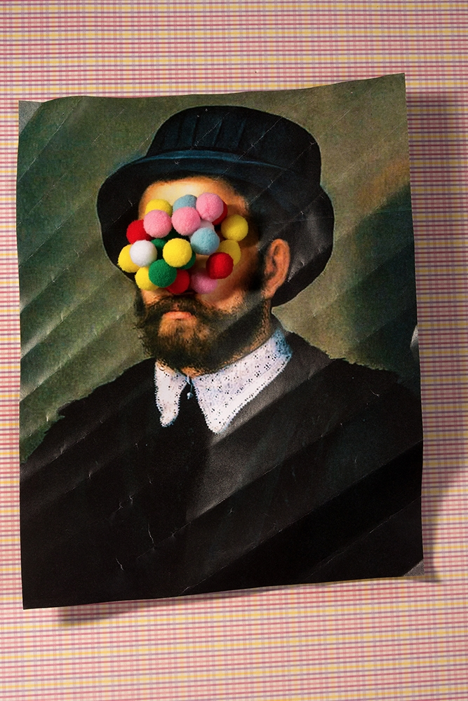 Accumulated - balls, layered - zeren | ello