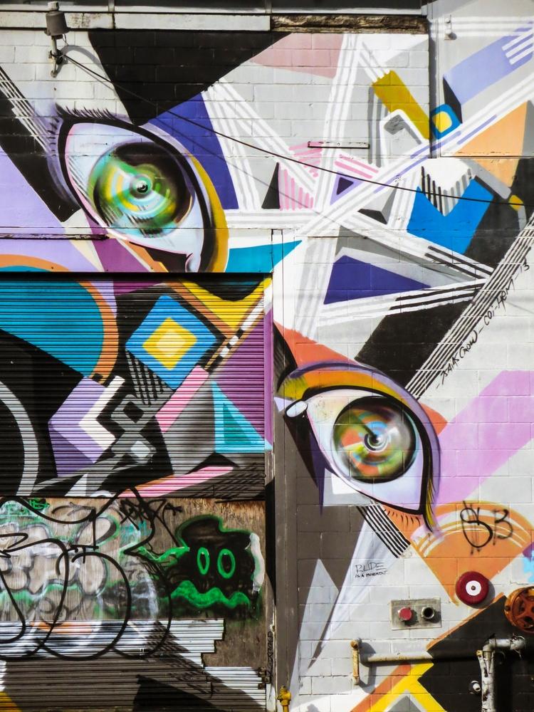 Graffiti - 3, eado, houston, meridian - jairorazo | ello
