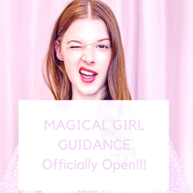 Magical Girl Guidance officiall - berrynadine | ello
