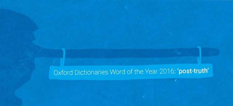 word year 2016: 'post-truth - stefanvanzoggel | ello