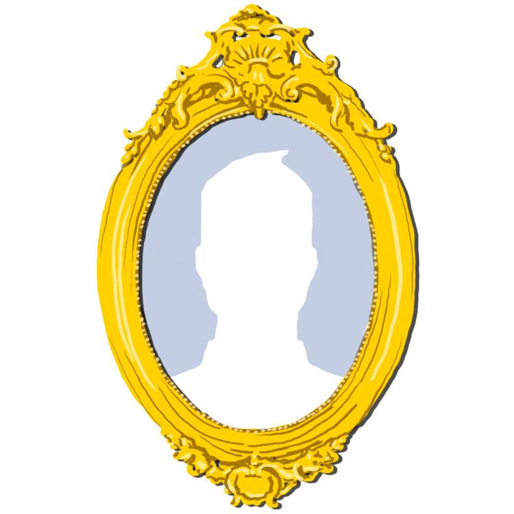 mirror image - stefanvanzoggel | ello