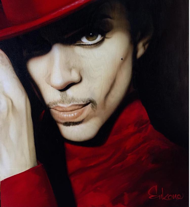 Artist: EnkOne Title: Prince Ac - lamanchagallery | ello