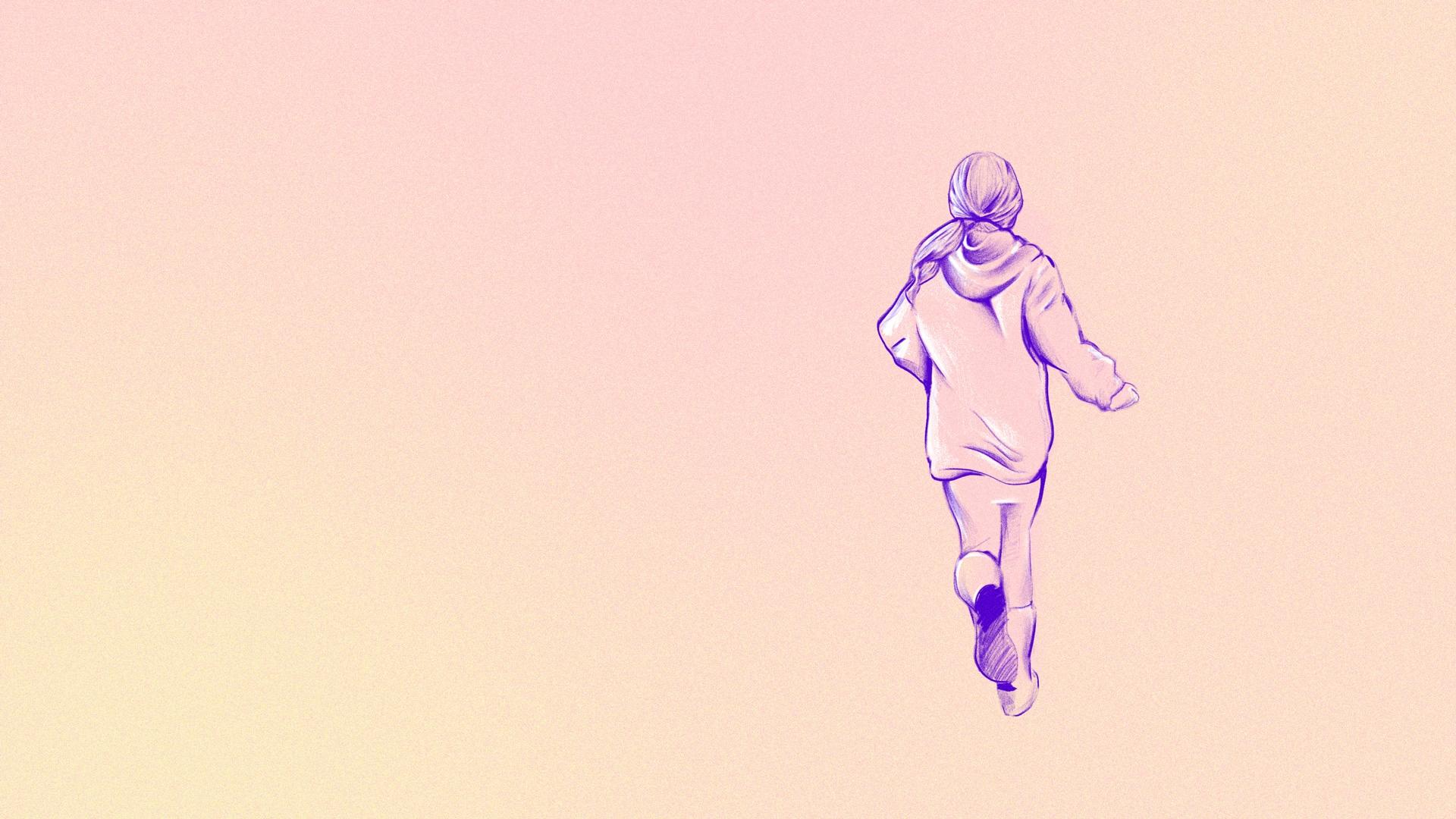 flow (digital illustration - gabriel-kiss | ello