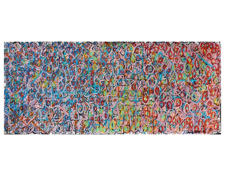 Series: Motherhood Acrylic Spra - markandrewwilson | ello
