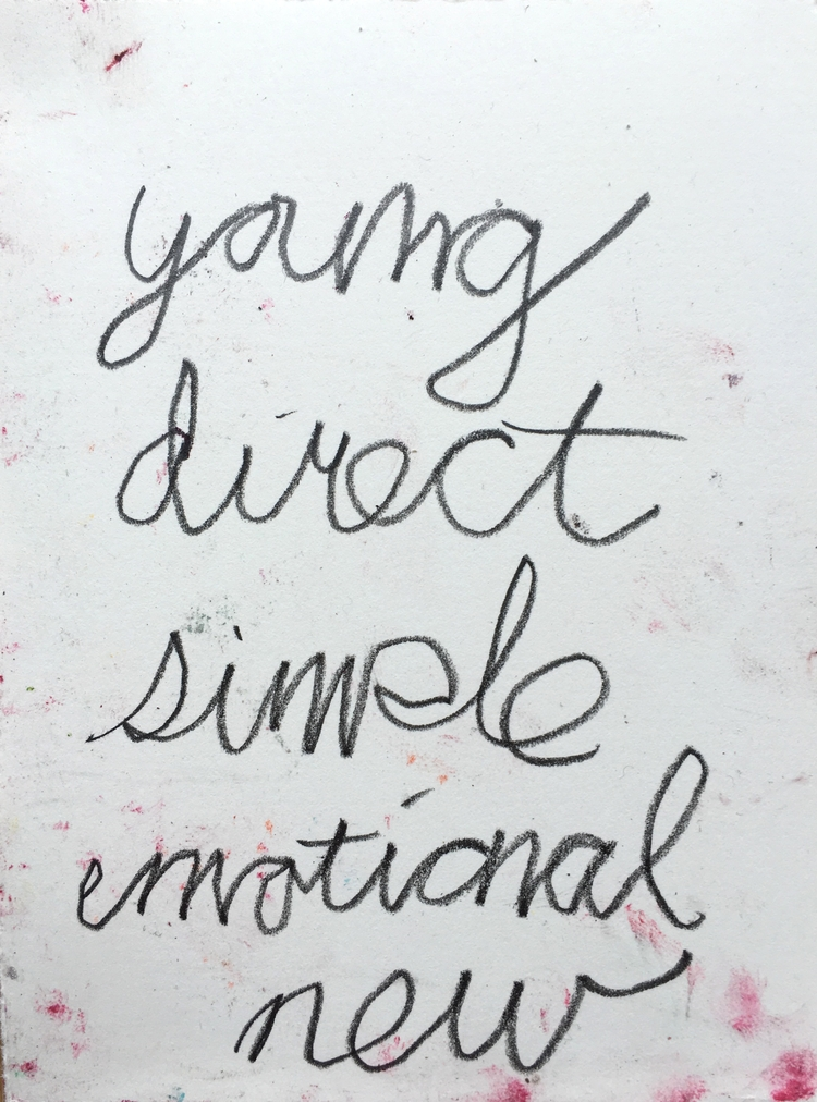 Young Direct Simple Emotional - illustration - jasonjsnell | ello